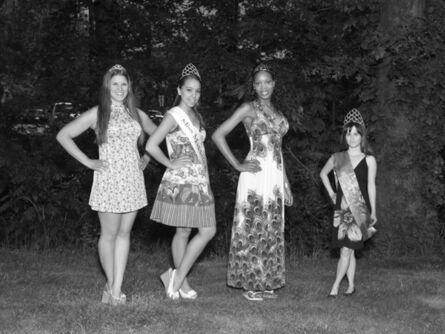 Alec Soth, 'Miss Model contestants. Cleveland, Ohio', 2012