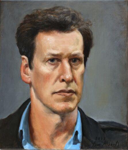 Tom Alberts, 'Winter Self Portrait', 2013