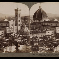 Bert Underwood, 'The Duomo the very great heart of Florence', 1900