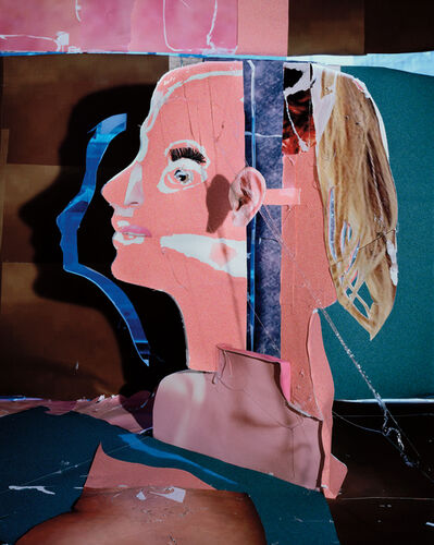 Daniel Gordon, 'Salmon Skin and Shadow', 2010