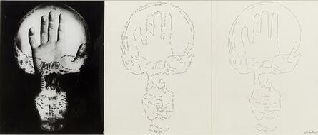 Ketty La Rocca, 'Craniologia', 1974