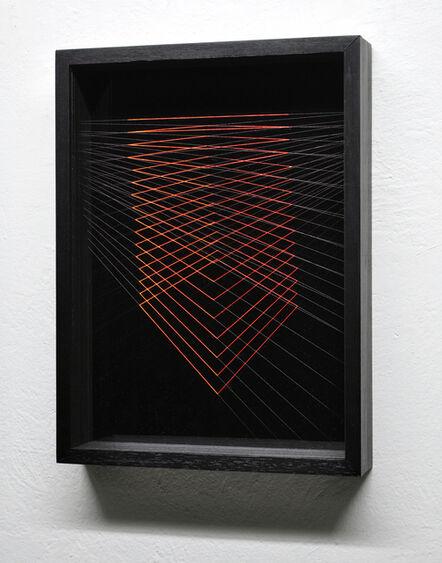 Paolo Cavinato, 'Iridescence #3 (the origin of a square)', 2019