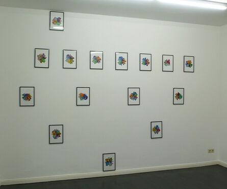 Ludwig Gosewitz, 'Stammbaum oder die Platanenlehre', 2005-2007