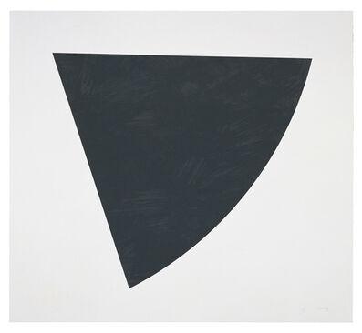 Ellsworth Kelly, 'Untitled (Gray State II) ', 1988