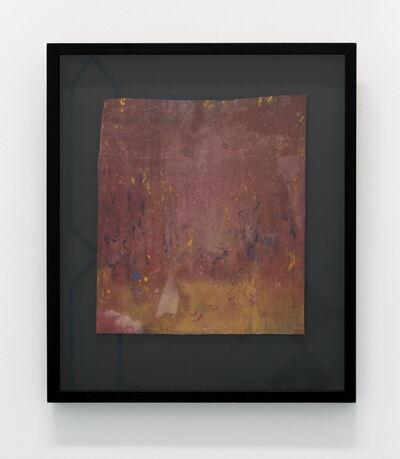 Matt Arbuckle, 'Primary Location Red', 2021
