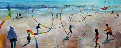 Kay Bradner, 'Circles in the Sky'