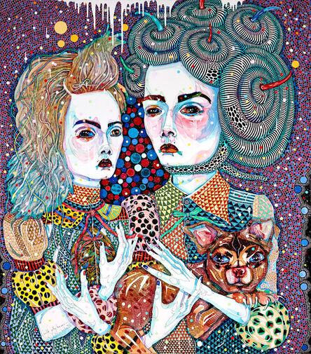 Del Kathryn Barton, 'Wild Jelly Beans', 2015