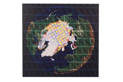 Benni Efrat, 'South Pole - 2062', 2014