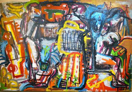 Harouna Ouedraogo, 'Alley', 2018