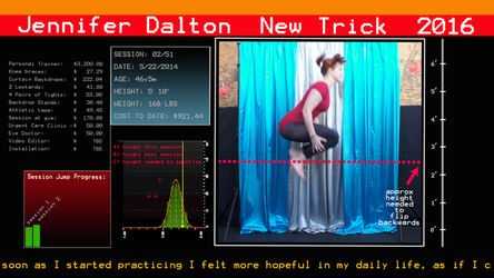 Jennifer Dalton, 'New Trick', 2016