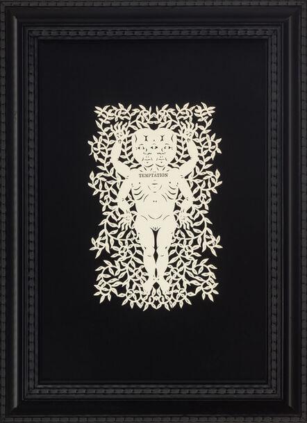 Catherine Heard, 'Symmetries - Tempatation', 2005