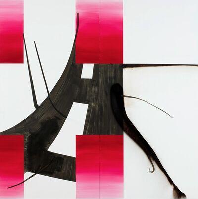 Albert Oehlen, 'Untitled (Baum 84)', 2016