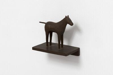 Joel Shapiro, 'untitled', 1973-1974