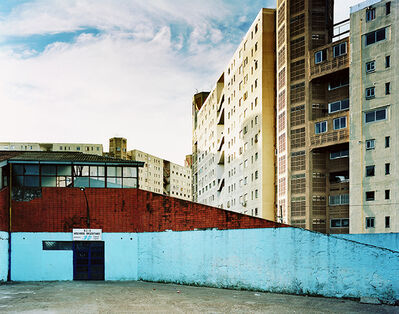 Gian Paolo Minelli, 'South Zone– Barrio Piedra Buena Landscape #006A', 2002