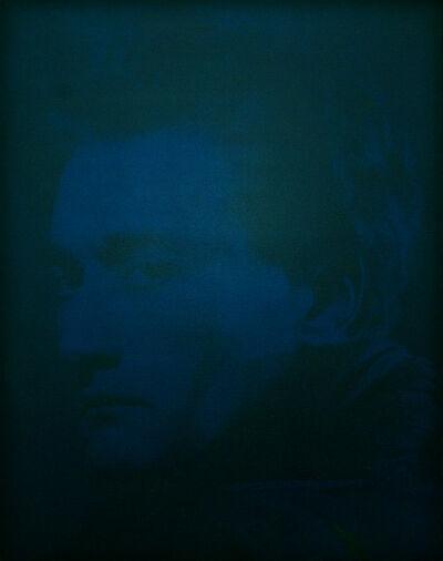 Gottfried Helnwein, 'Fire - Antonin Artaud', 1994