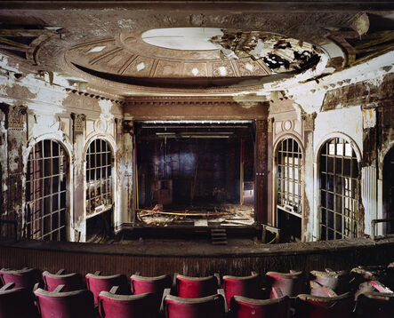 Yves Marchand & Romain Meffre, 'Proscenium, Grand Theater, Steubenville, OH', 2011