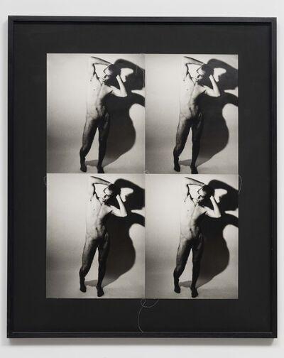 Andy Warhol, 'Nude Man Standing', 1986