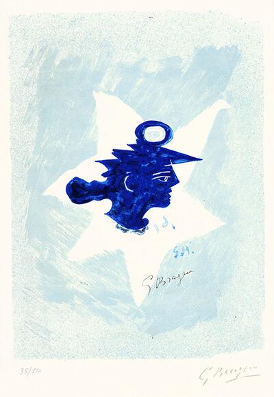 Georges Braque, 'Tête grecque (Grecian Head)', ca. 1950