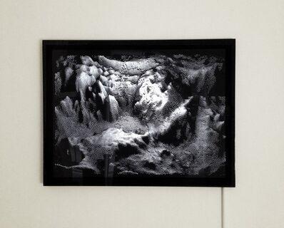 Joanie Lemercier, 'Black Landform', 2014