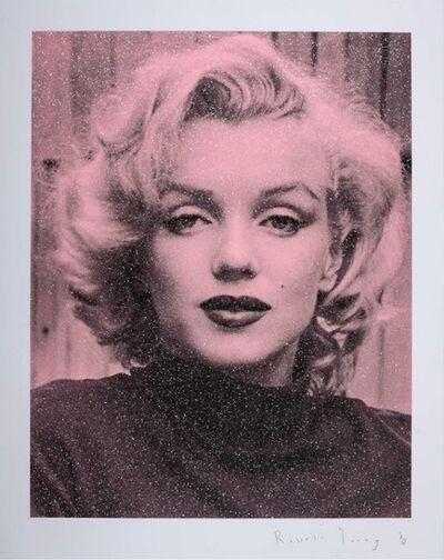 Russell Young, ' Marilyn Hollywood - Superstar Pink', 2019