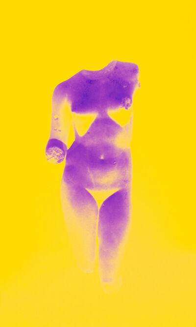 Sara VanDerBeek, 'Roman Woman VIII', 2018