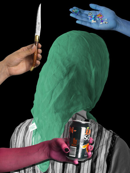 Tim Berresheim, 'Future Gipsy Antifolklore VI', 2010