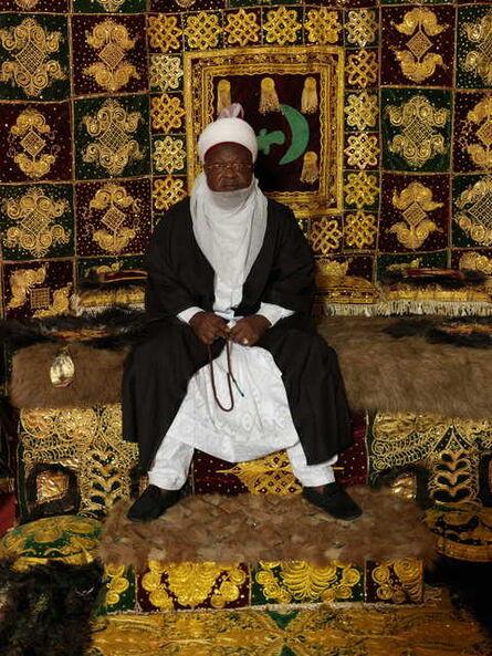 George Osodi, 'HRM Alhaji Abdulmumini Kabir Usman, The Emir of Katsina', 2012