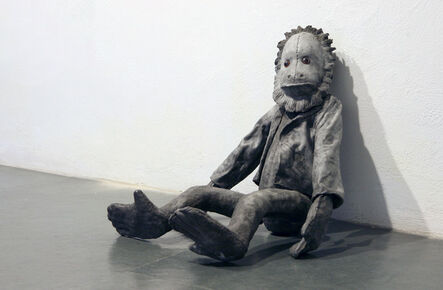 "José Cobo, '""Old rag monkey""', 2013"