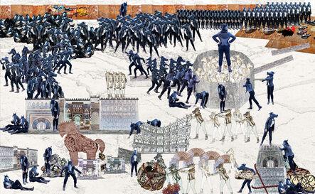 Zeina Barakeh, 'Trojan Accords', 2014-2015