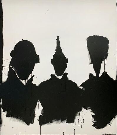 Richard Hambleton, 'Three Figures', 2000