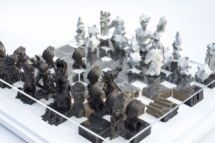 Gil Bruvel, 'Checkmate', Unknown