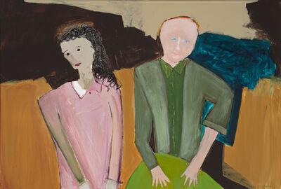 Cheryl Finfrock, 'The Evening's Hush Held an Open Hand', 2013
