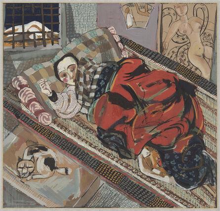 Li Jin 李津, 'Liang's Siesta 小梁午休', 1993