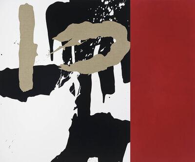 Chu Teh-I 曲德義, 'Black white /colors D1603', 2016