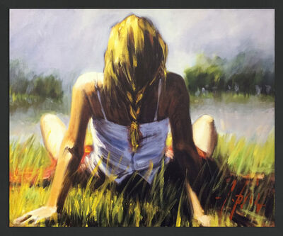 Fabian Perez, 'REFLECTIONS IN THE SUN', ca. 2000