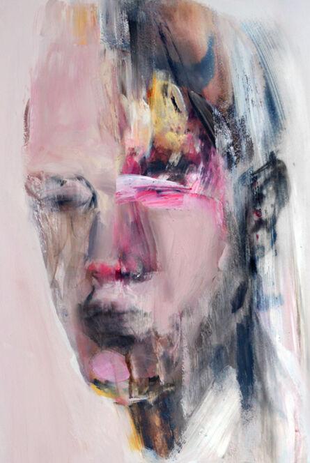 Martha Zmpounou, 'Distorted Portrait #4', 2018