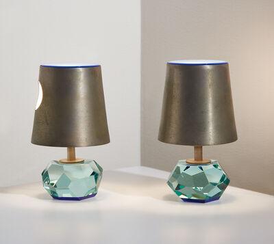 Max Ingrand, 'Pair of table lamps, model no. 2228', circa 1963