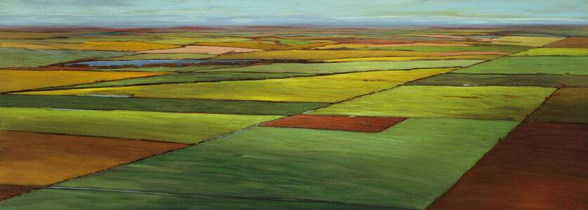 Ross Penhall, 'Long Field', 2019