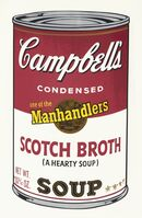 Andy Warhol, 'Campbell's Soup II -Scotch Broth-', 1969