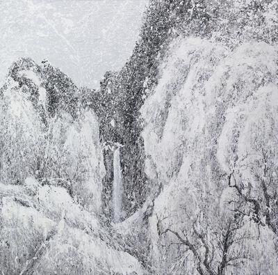Yang Yongliang 杨泳梁, 'Vanishing Landscape - Snowy Mountains #2', 2017