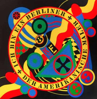Robert Indiana, 'The Hartley Elegies: The Berlin Series', 2009