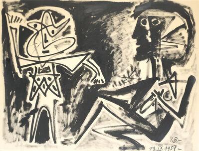 Victor Brauner, 'Untitled', 1957