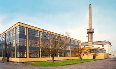 Walter Gropius, 'Fagus Shoe Factory', 1911-1916