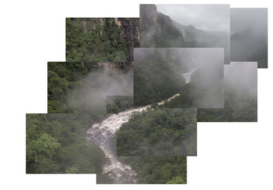 Marcos Chaves, 'The traveller above the river of Mist ', 2016