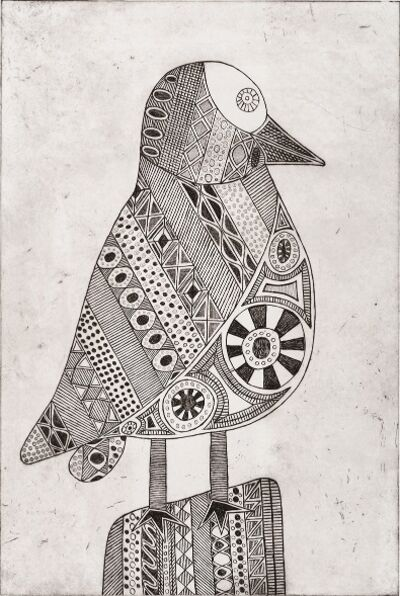 Janice Murray, 'Muma (Torres Strait Pigeon)', 2017