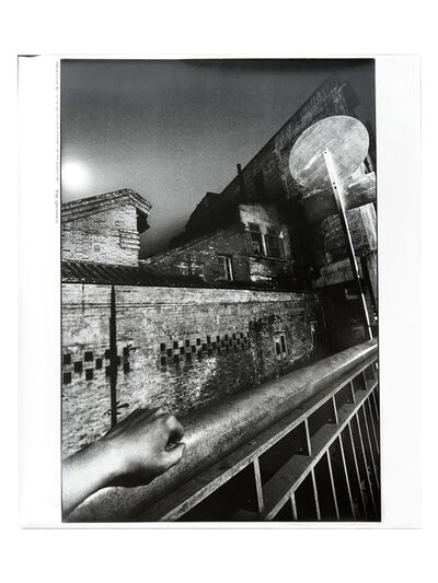 Zhang Haier, 'Night Scene with the Photographer's Left Hand', 1987
