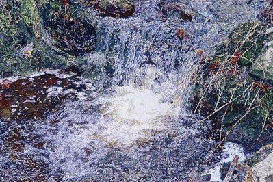 Graham Fowler, 'Winter Water, The Torrent', 2018