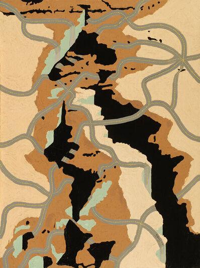 Carol Mcharg, 'Highway Design in a Graben Zone', 2005