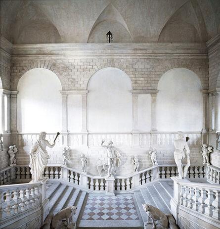 Candida Höfer, 'Palazzo Canossa Mantova III', 2011