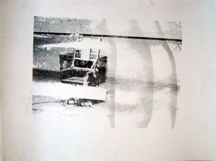 Andy Warhol, 'Electric Chair (Retrospective Series)', 1978